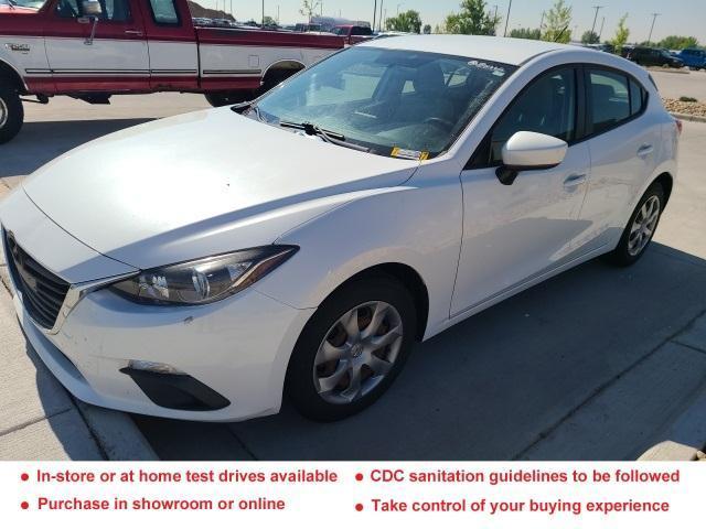 used 2015 Mazda Mazda3 car, priced at $16,229