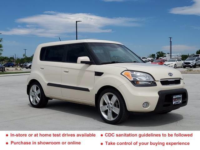 used 2010 Kia Soul car, priced at $9,297
