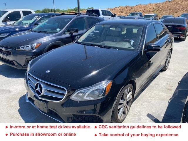 used 2014 Mercedes-Benz E-Class car, priced at $21,935