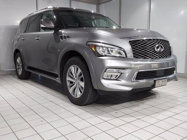 used 2016 INFINITI QX80 car, priced at $38,998