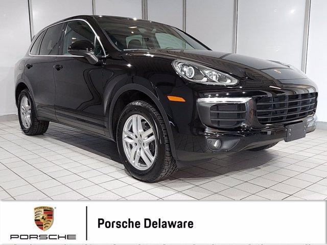 used 2018 Porsche Cayenne car, priced at $51,998