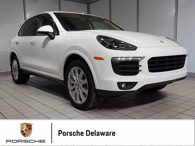 used 2017 Porsche Cayenne car, priced at $44,998
