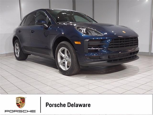 used 2020 Porsche Macan car, priced at $55,998