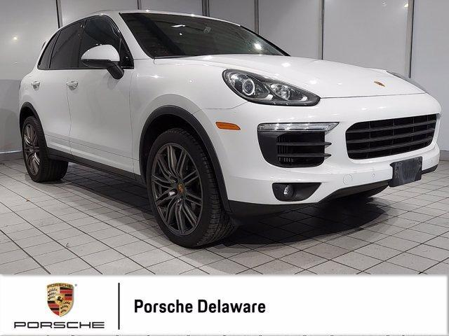 used 2016 Porsche Cayenne car, priced at $49,998