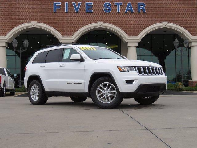 used 2017 Jeep Grand Cherokee car, priced at $20,000