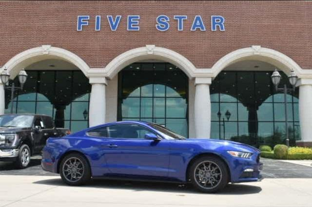 used 2016 Ford Mustang car, priced at $21,000
