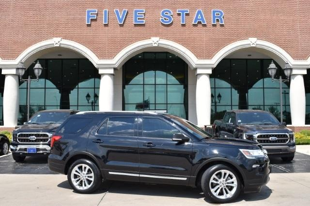 used 2019 Ford Explorer car, priced at $35,000