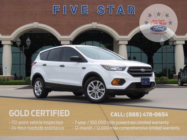 used 2019 Ford Escape car, priced at $21,000