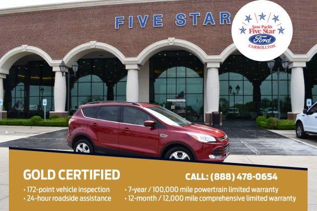 used 2016 Ford Escape car, priced at $18,000