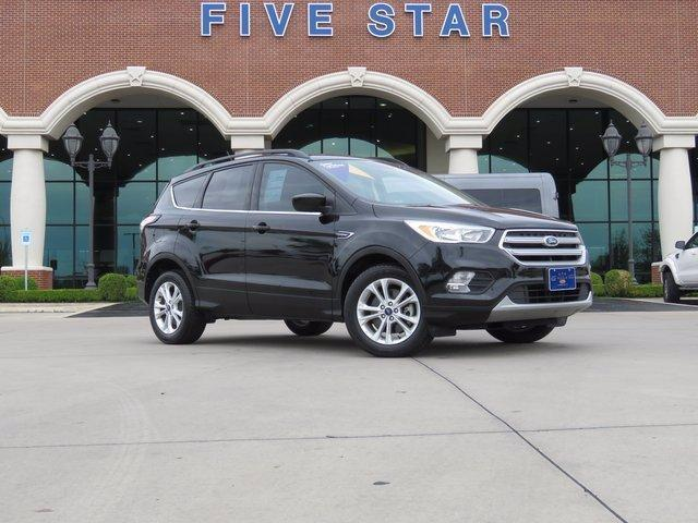 used 2018 Ford Escape car, priced at $21,000