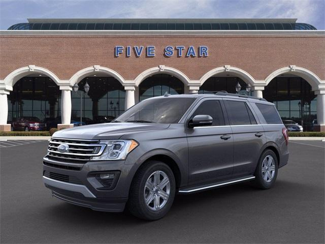 new 2021 Ford Expedition car, priced at $63,897