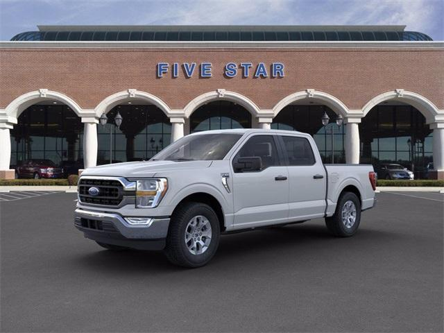 new 2021 Ford F-150 car, priced at $43,829