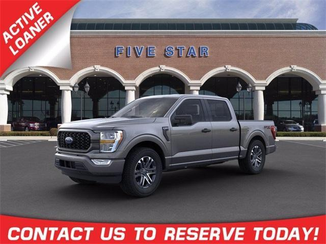 new 2021 Ford F-150 car, priced at $42,247