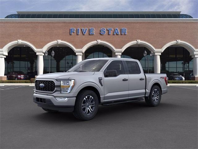 new 2021 Ford F-150 car, priced at $42,705