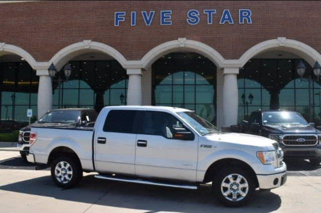 used 2013 Ford F-150 car, priced at $19,000