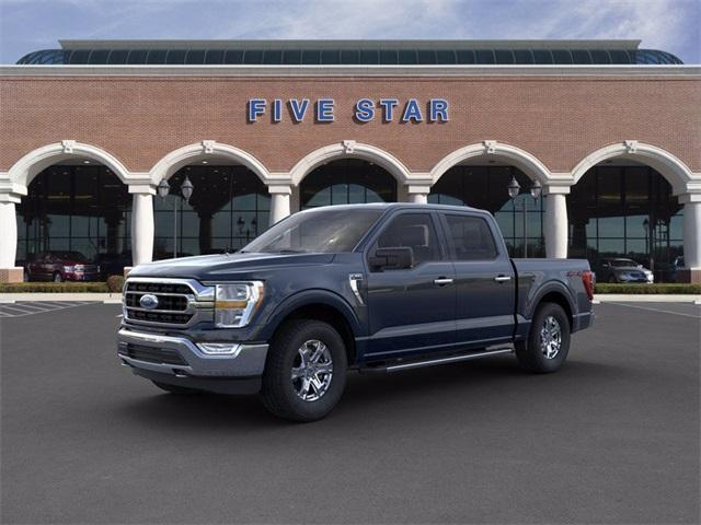 new 2021 Ford F-150 car, priced at $50,477