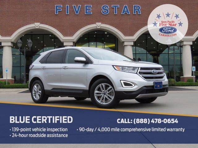 used 2016 Ford Edge car, priced at $20,300