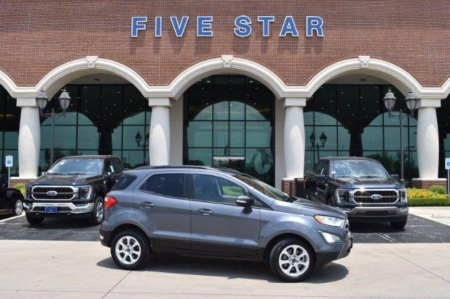 used 2018 Ford EcoSport car, priced at $19,000