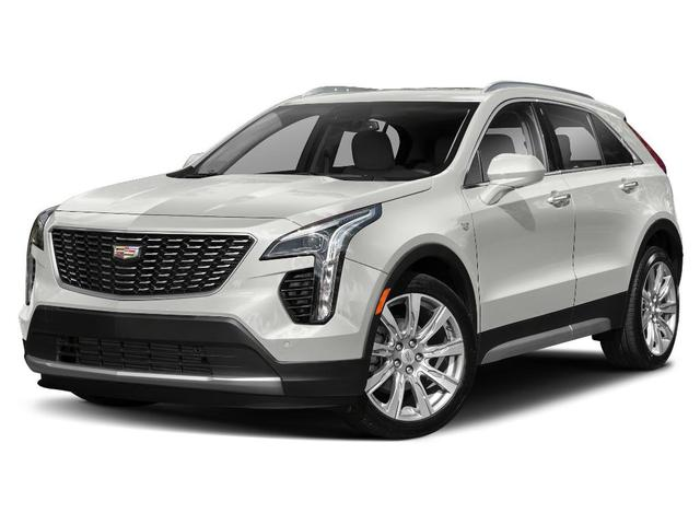 new 2021 Cadillac XT4 car, priced at $52,685