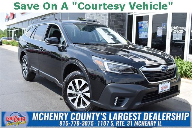 used 2021 Subaru Outback car, priced at $28,156