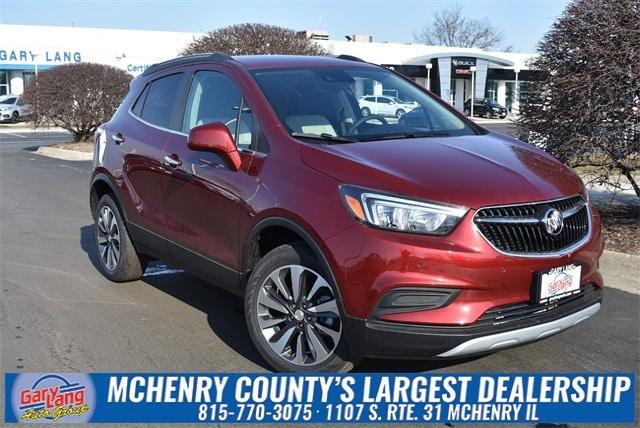 new 2021 Buick Encore car, priced at $25,616