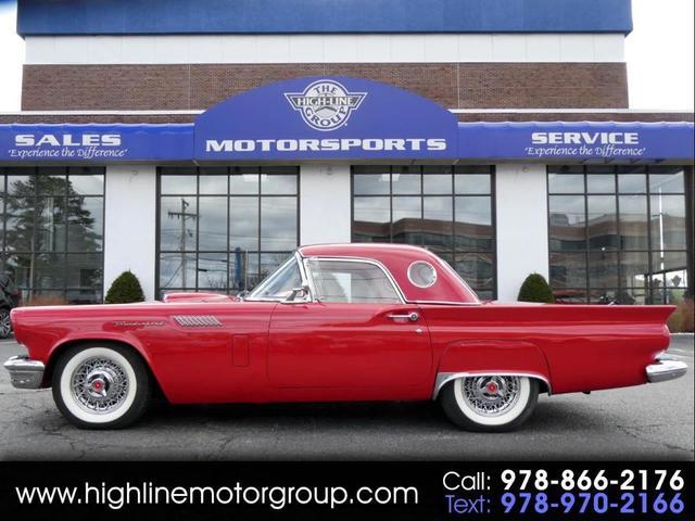 used 1957 Ford Thunderbird car, priced at $59,990