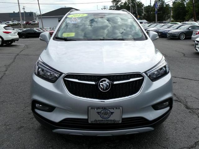 used 2019 Buick Encore car, priced at $24,990