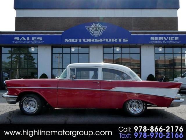 used 1957 Chevrolet 210 car, priced at $39,990