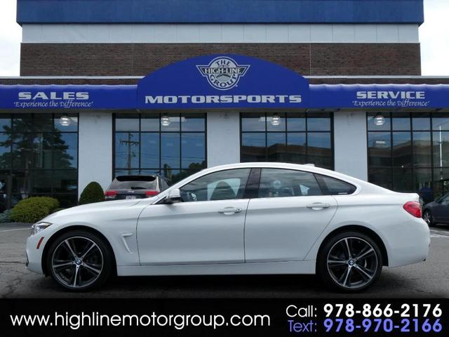 used 2019 BMW 430 Gran Coupe car, priced at $35,990