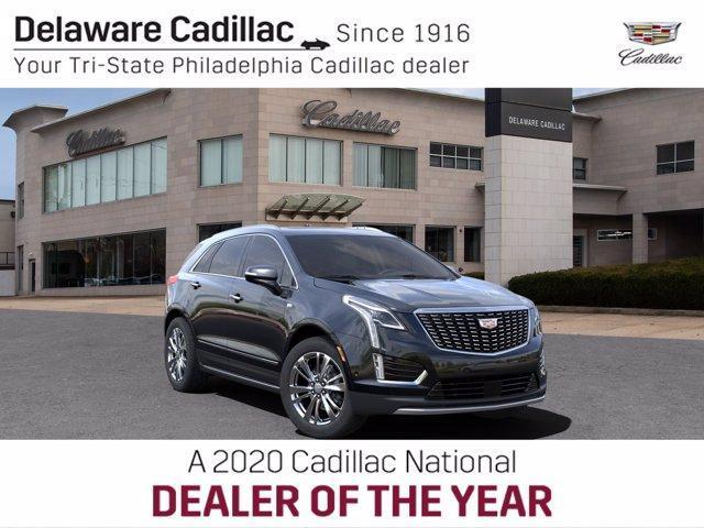 new 2021 Cadillac XT5 car, priced at $71,385