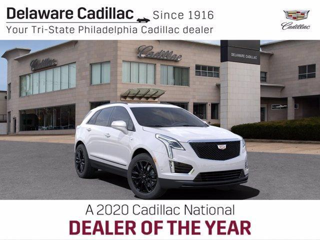 new 2021 Cadillac XT5 car, priced at $65,885
