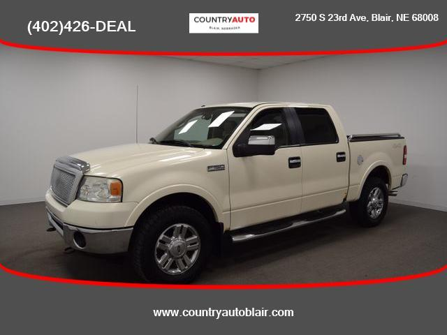 used 2008 Ford F-150 car, priced at $9,998