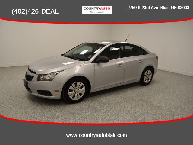 used 2012 Chevrolet Cruze car, priced at $7,998
