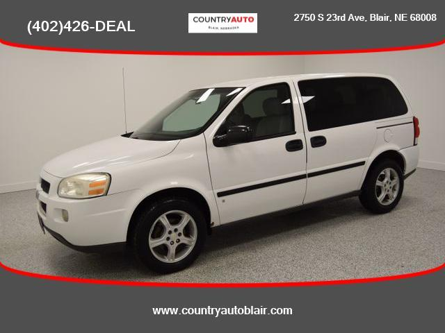 used 2008 Chevrolet Uplander car, priced at $4,998