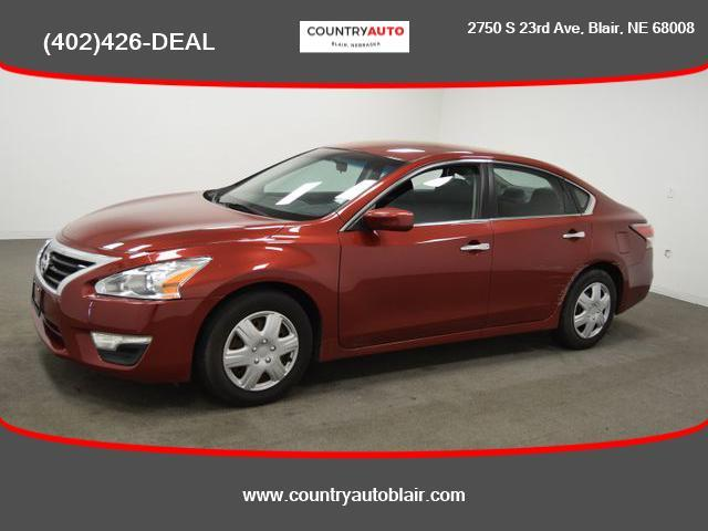 used 2015 Nissan Altima car, priced at $11,998