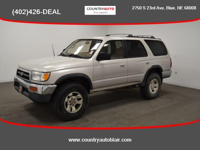 used 1998 Toyota 4Runner car, priced at $2,498