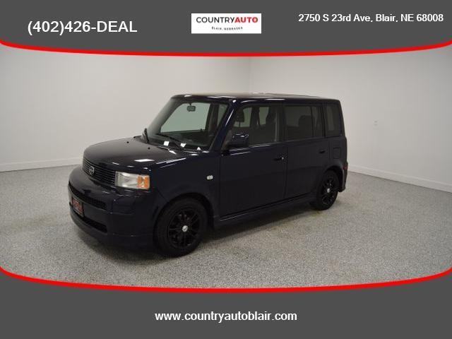 used 2006 Scion xB car, priced at $5,998