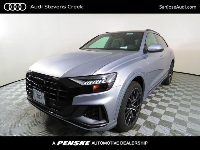 new 2021 Audi Q8 car, priced at $81,825