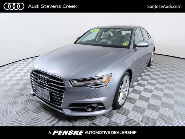 used 2016 Audi A6 car, priced at $27,500