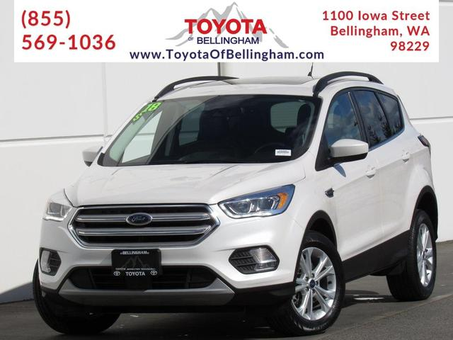 used 2018 Ford Escape car, priced at $23,744