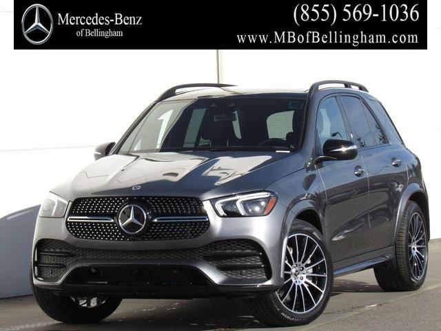 new 2021 Mercedes-Benz GLE 450 car, priced at $79,710