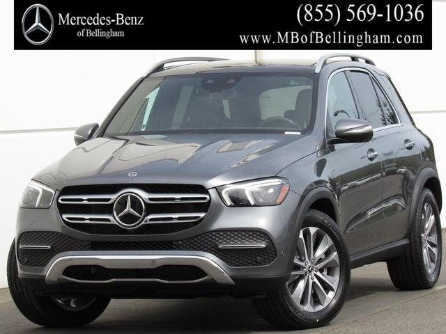 new 2021 Mercedes-Benz GLE 450 car, priced at $72,330