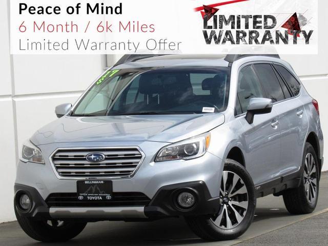 used 2017 Subaru Outback car, priced at $19,999