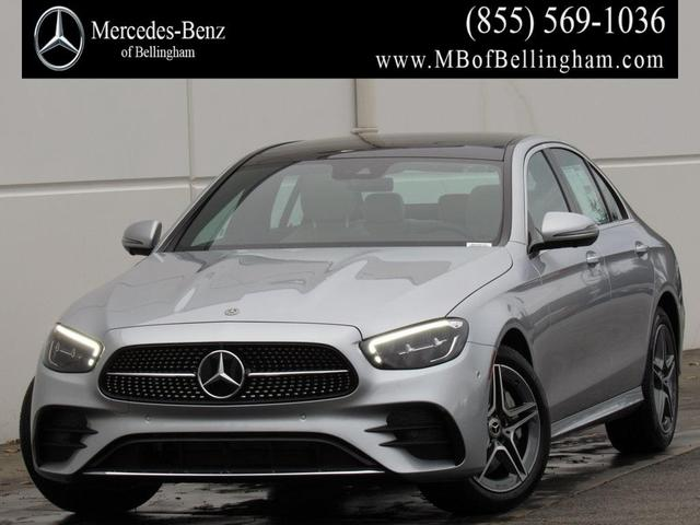 used 2021 Mercedes-Benz E-Class car, priced at $63,947