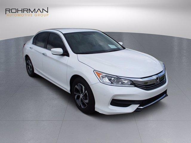 used 2016 Honda Accord car, priced at $17,922
