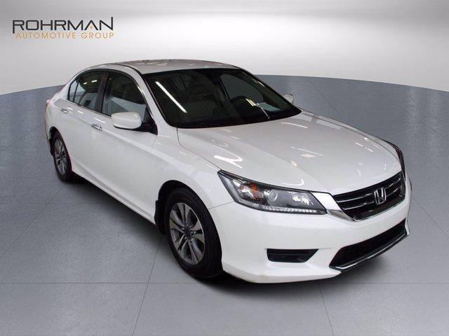 used 2014 Honda Accord car, priced at $16,512