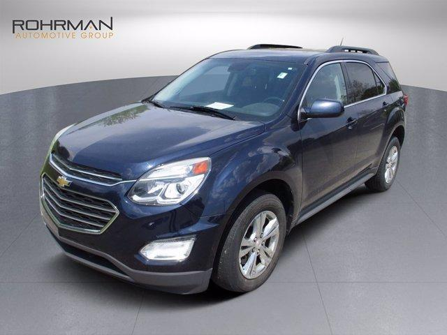 used 2016 Chevrolet Equinox car, priced at $16,761