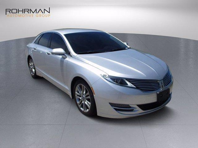 used 2014 Lincoln MKZ car, priced at $15,168