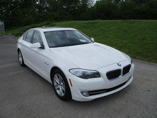 used 2012 BMW 528 car, priced at $13,985