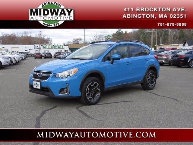 used 2017 Subaru Crosstrek car, priced at $19,291